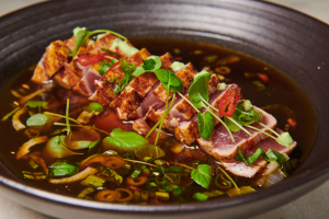 Seared Tuna Tataki - delivery menu