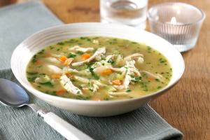 Pollo Sopa - delivery menu