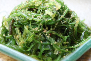 Spicy Seaweed Salad - delivery menu