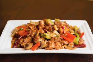 604. Cashew Nut Chicken - delivery menu