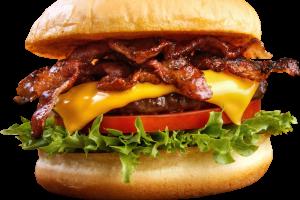 3. Beef Bacon Cheeseburger - delivery menu