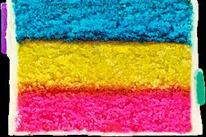 Cake Bite Party Cake - delivery menu