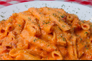 Penne a la Vodka pasta - delivery menu