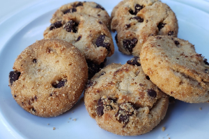 Famous Amos - Bite Size Chocolate Chip Cookies Bag - delivery menu