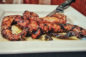 Grilled Octopus - delivery menu