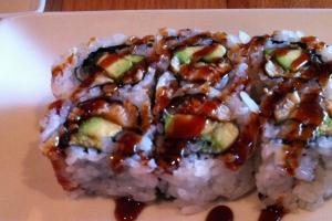 Unagi Maki - delivery menu