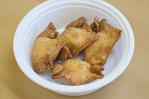 103.  6 Pieces Crab Rangoon - delivery menu
