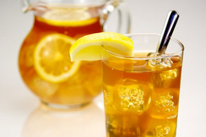 22 oz. Freshly Brewed Iced Tea - delivery menu