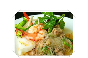 Yum Woon Sen Salad - delivery menu