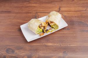 Chicken Avocado Wrap - delivery menu