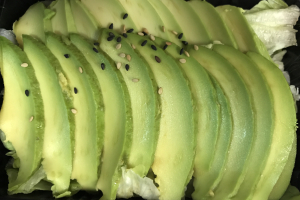 Avocado Salad - delivery menu