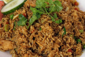 Spicy Fried Rice - delivery menu
