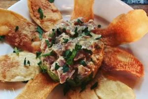 Tuna Tartare - delivery menu