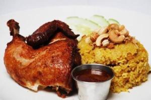 Crispy Half Chicken - delivery menu