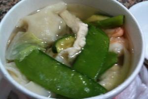 027. Wor Wonton Soup - delivery menu