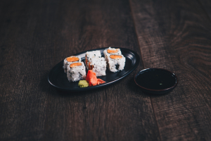 R12. Spicy Tuna Roll - delivery menu