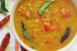 Tomato Pappu - delivery menu