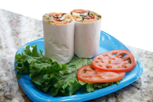Veggie Wrap - delivery menu