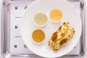 Baked Empanada - delivery menu
