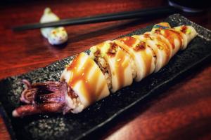 Ikazushi - delivery menu