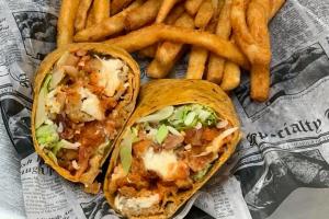 Buffalo Chicken Wrap - delivery menu