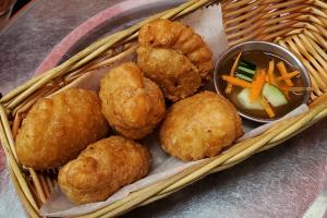 Thai Puff - delivery menu