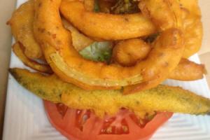 Assorted Vegetable Pakora - delivery menu