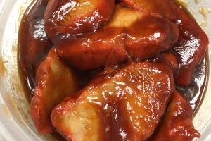 111. BBQ Boneless Pork - delivery menu