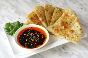 3. Scallion Pancake - delivery menu