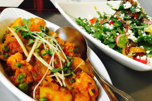 Aloo Gobi - delivery menu