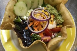 Taco Salad - delivery menu