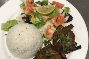 Tandoori Lamb Chops - delivery menu
