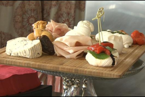 Cheese Board for 1 - delivery menu