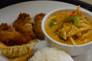 70. Red Curry - delivery menu