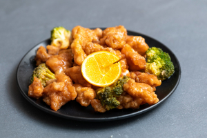 78. Orange Chicken - delivery menu