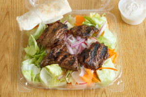 Steak Tip Salad - delivery menu