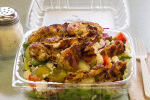 Grilled Chicken Salad - delivery menu