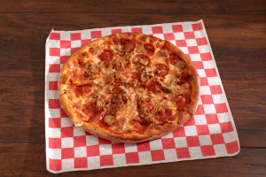 4. Meat Eater Pizza - delivery menu
