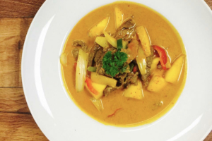 Mango Curry - delivery menu