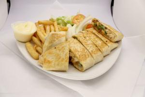 Chicken Crispy Sandwich - delivery menu