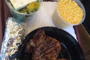 Rib Eye Steak - delivery menu