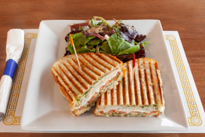 Turkey Pesto Panini - delivery menu