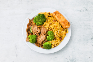 129. Beef with Broccoli - delivery menu