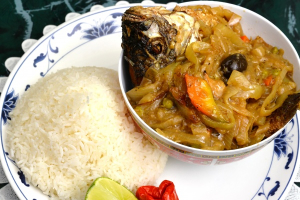 Fish Yassa Lunch - delivery menu
