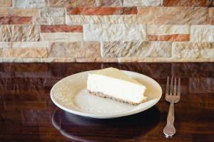 N.Y. Style Cheesecake - delivery menu
