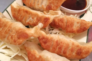 Pot Stickers - delivery menu
