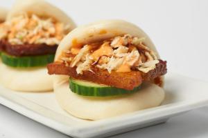 Pork Buns - delivery menu