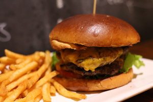 Bulgogi Burger - delivery menu
