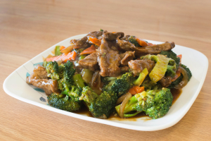 203. Beef with Broccoli - delivery menu