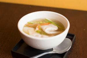 203. Wonton Soup - delivery menu